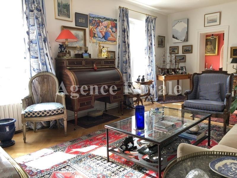 Deluxe sale apartment St germain en laye 1180000€ - Picture 2