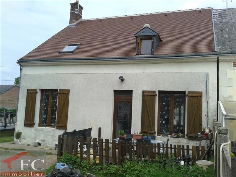 Vente maison / villa Prunay cassereau 129 500€ - Photo 1