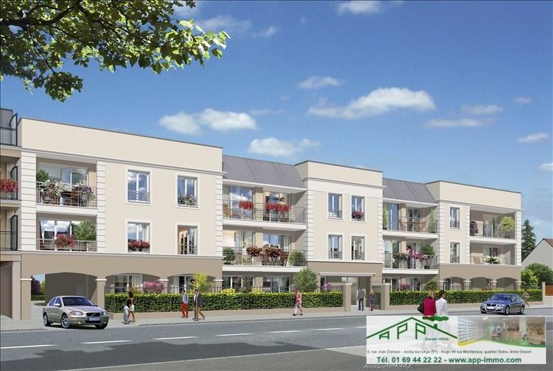 Rental apartment Draveil 757€ CC - Picture 2