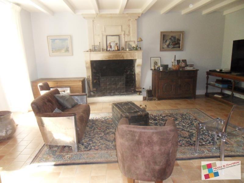 Vente maison / villa Salles d angles 424000€ - Photo 2
