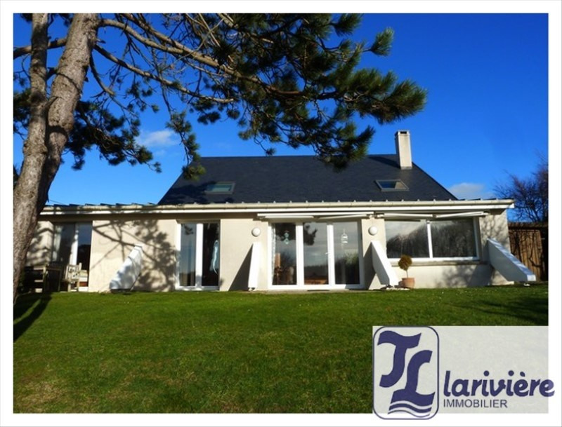 Sale house / villa Ambleteuse 499000€ - Picture 1