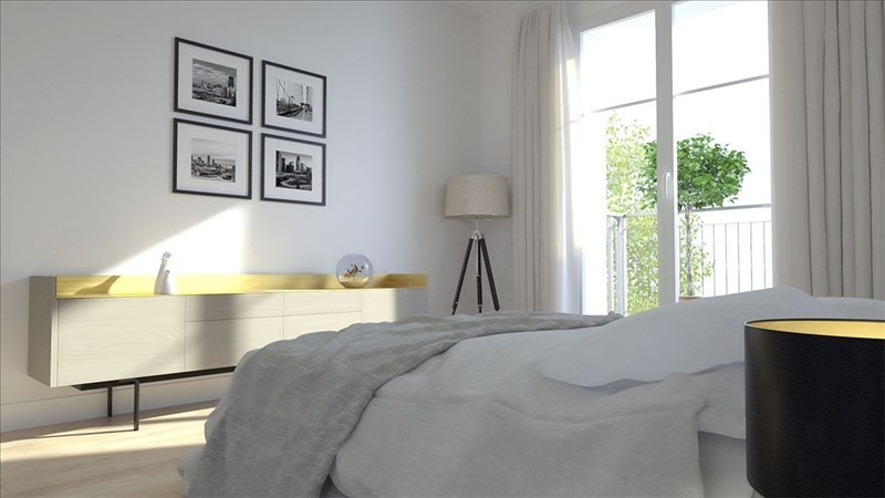 Vente appartement Suresnes 341 250€ - Photo 6