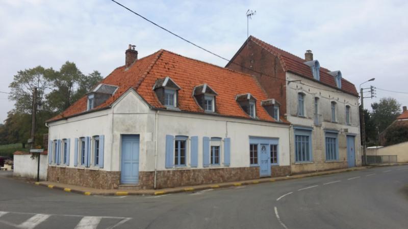 Vente maison / villa Prox ectrée blanche 169250€ - Photo 1