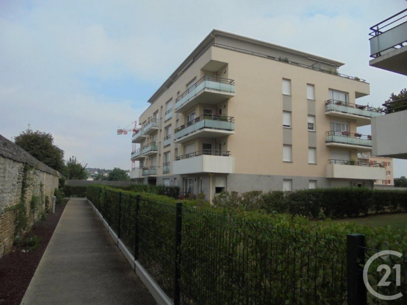 Rental apartment Caen 530€ CC - Picture 1