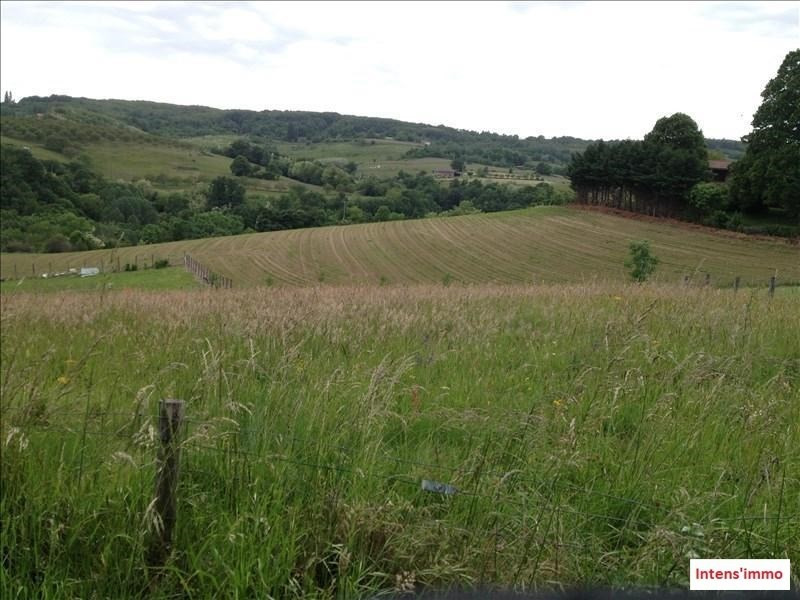 Vente terrain Saint antoine l'abbaye 97 000€ - Photo 1