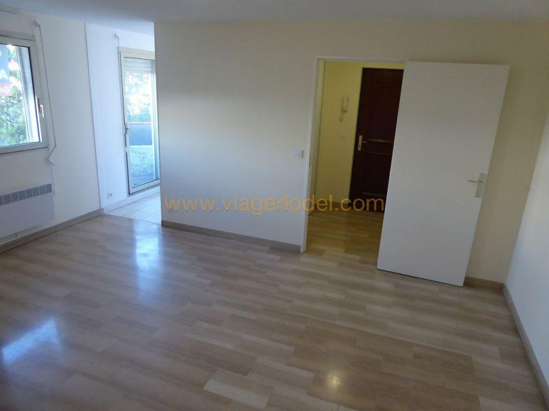 Life annuity apartment Cannes 70 000€ - Picture 1