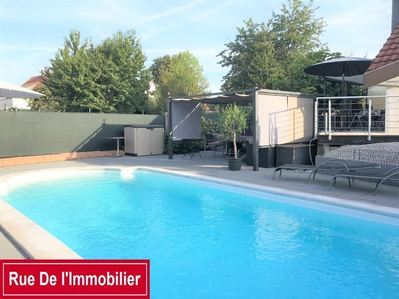 Sale house / villa Drusenheim 420 000€ - Picture 3