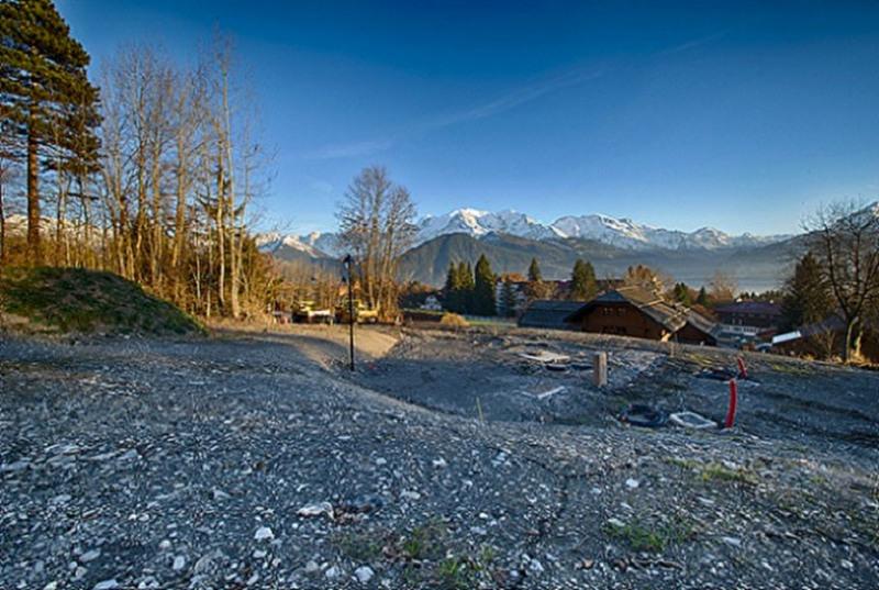 Vendita terreno Passy 140000€ - Fotografia 5