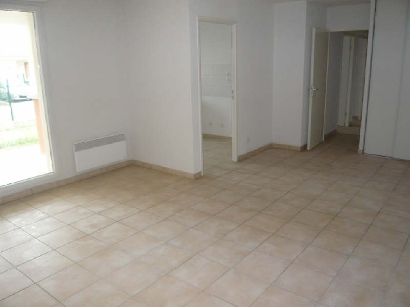 Rental apartment Aussonne 629€ CC - Picture 1