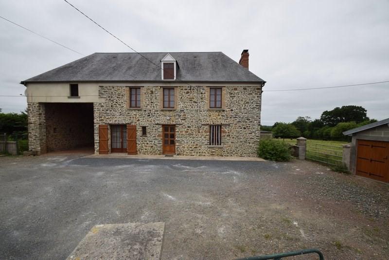 Vente maison / villa Pont hebert 173000€ - Photo 1