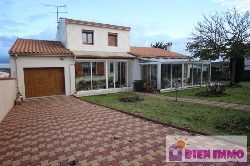Vente maison / villa Saint sulpice de royan 308275€ - Photo 1