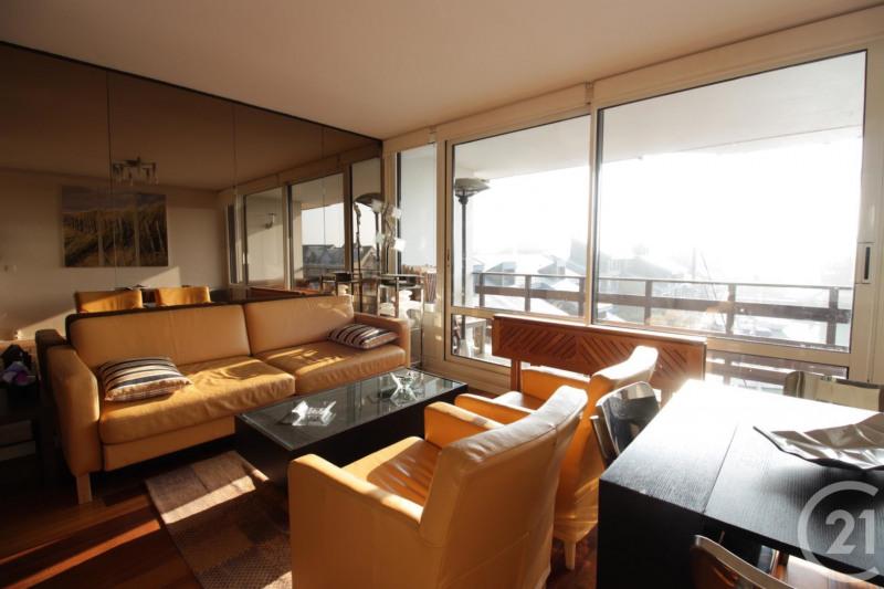 Verkoop  appartement Deauville 280000€ - Foto 4