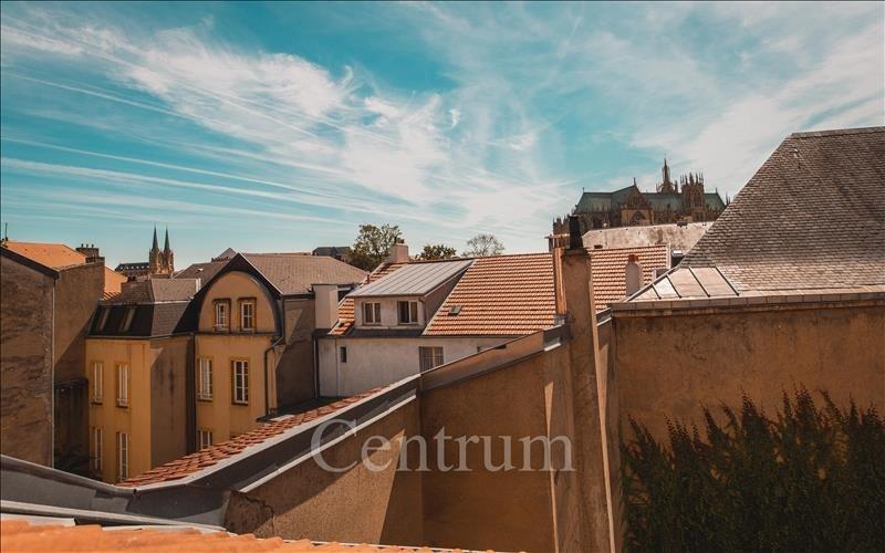 Verkoop  appartement Metz 197000€ - Foto 5