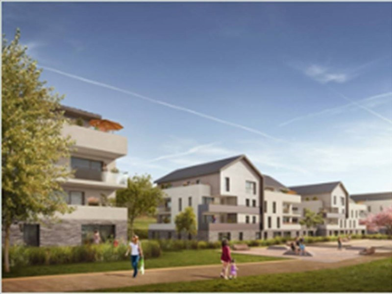 Vente appartement Chavanod 264500€ - Photo 1