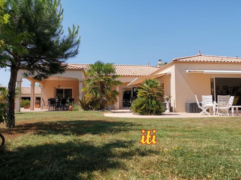 Vente de prestige maison / villa Vaire 595000€ - Photo 1