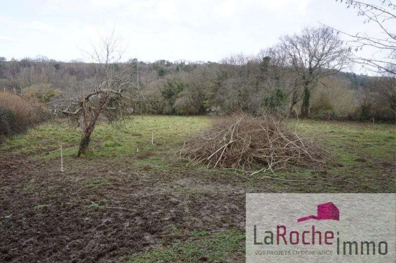 Vente terrain La roche maurice 105000€ - Photo 1