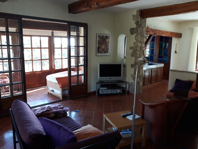 Vacation rental house / villa Les issambres 1 200€ - Picture 18