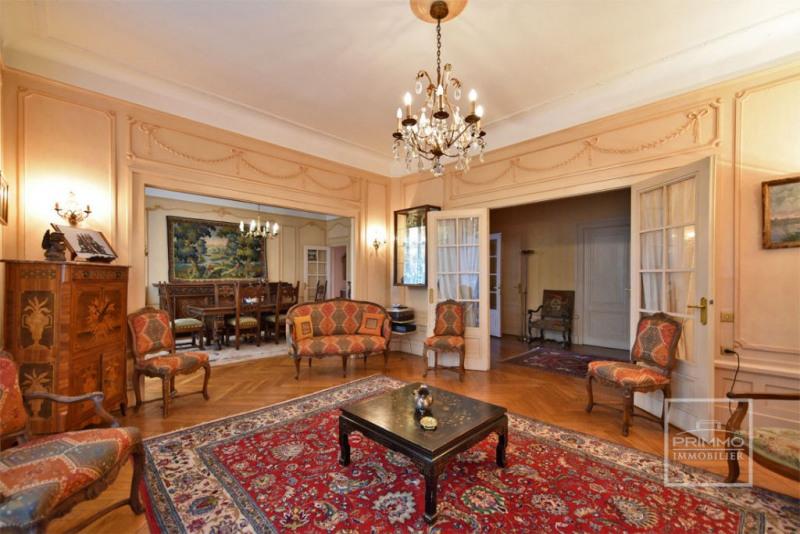 Vente de prestige appartement Lyon 6ème 1040000€ - Photo 3
