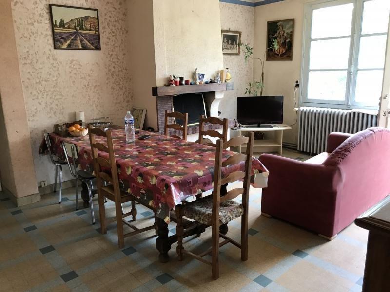 Vente maison / villa Villedieu la blouere 100900€ - Photo 2