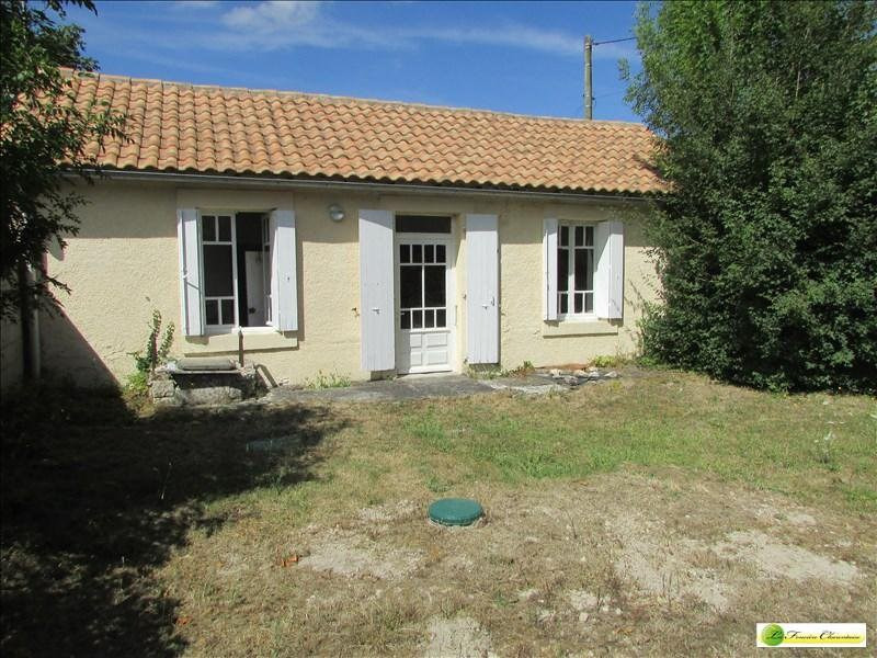Vente maison / villa Aigre 55000€ - Photo 8