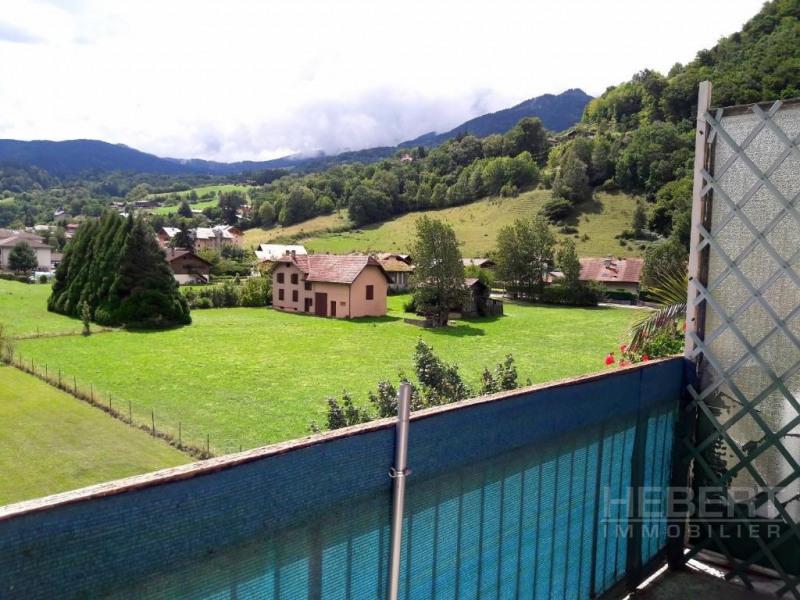 Verkauf wohnung Sallanches 129000€ - Fotografie 1