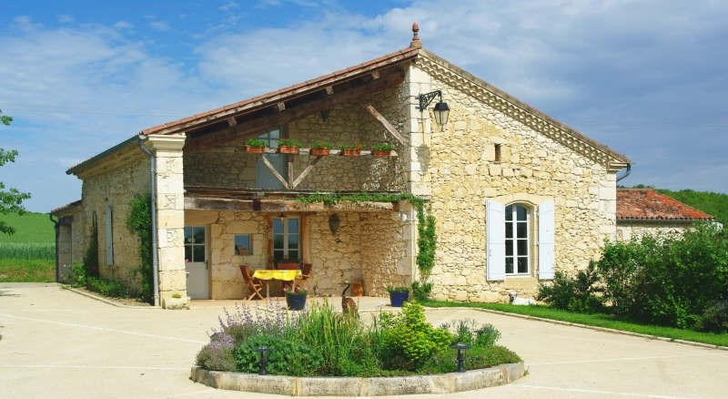 Verkoop  huis La romieu 398000€ - Foto 1