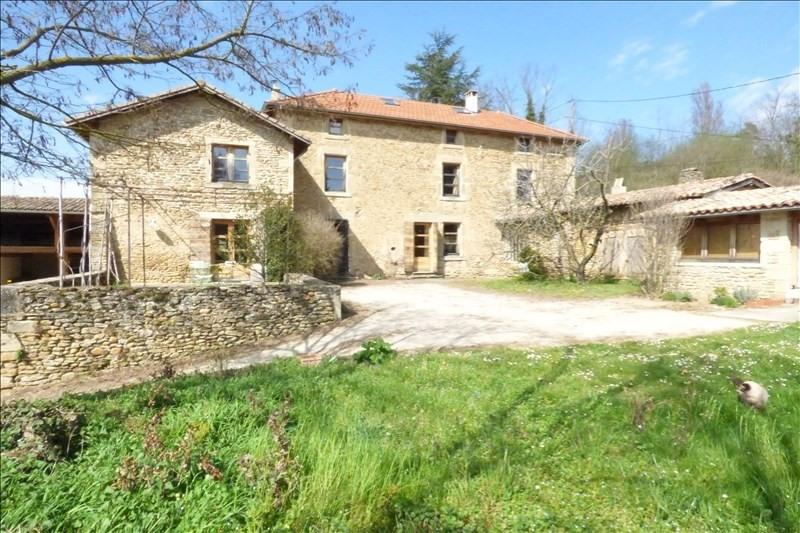 Vente maison / villa Charmes sur l herbasse 495000€ - Photo 1