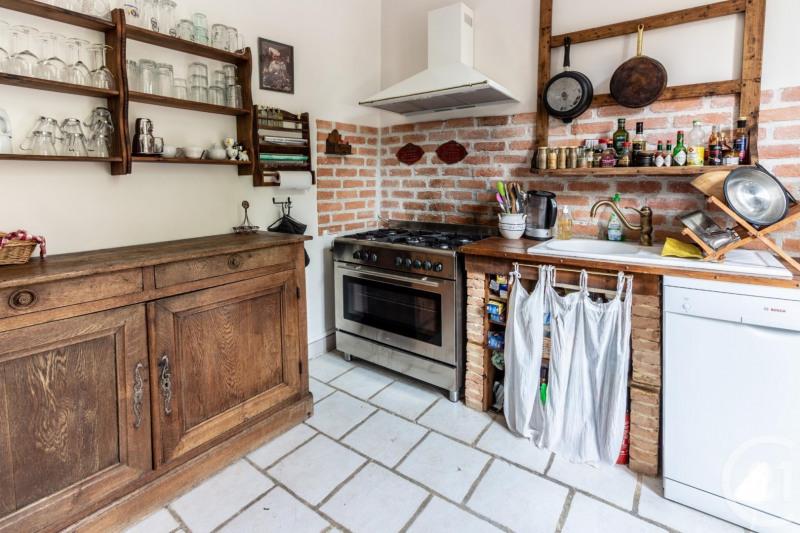 Revenda residencial de prestígio casa Villerville 735000€ - Fotografia 7