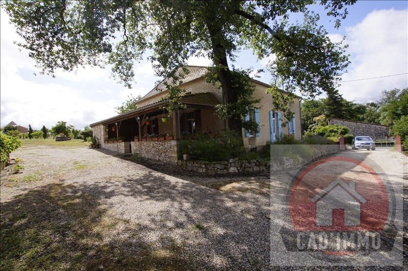 Vente maison / villa Fonroque 276 000€ - Photo 1