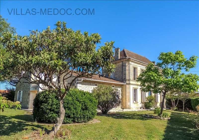 Sale house / villa Saint christoly medoc 388 000€ - Picture 2