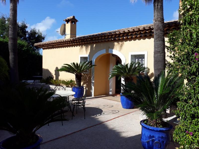 Vacation rental house / villa Sainte maxime 1667,50€ - Picture 24