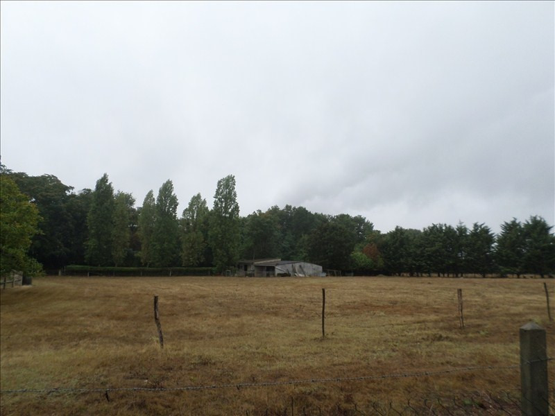 Vente terrain Civaux 42 000€ - Photo 1