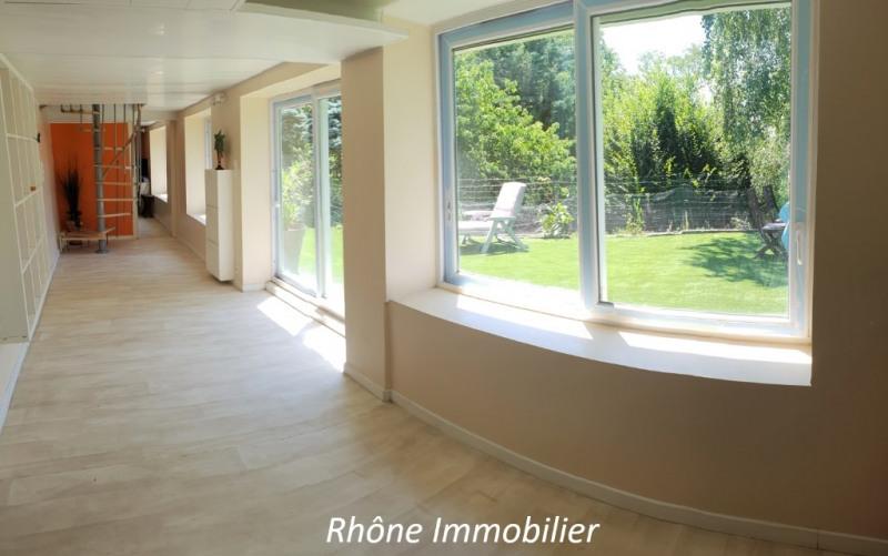 Vente maison / villa Jonage 450000€ - Photo 5
