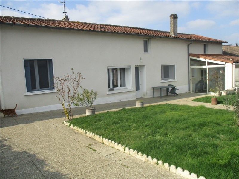 Vente maison / villa St martin de bernegoue 169000€ - Photo 1