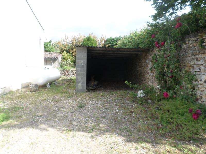 Vente maison / villa Lussac les chateaux 55000€ - Photo 3