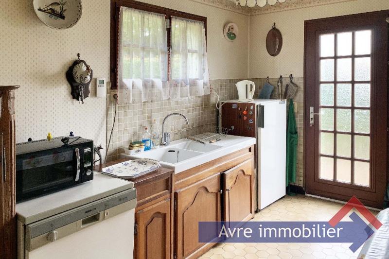 Sale house / villa Verneuil d'avre et d'iton 157000€ - Picture 3