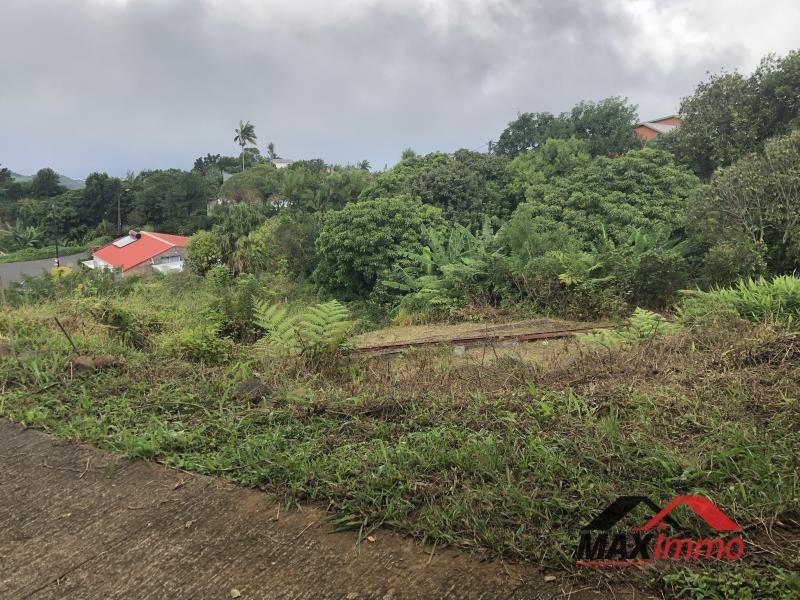 Terrain petite île - 1107 m²