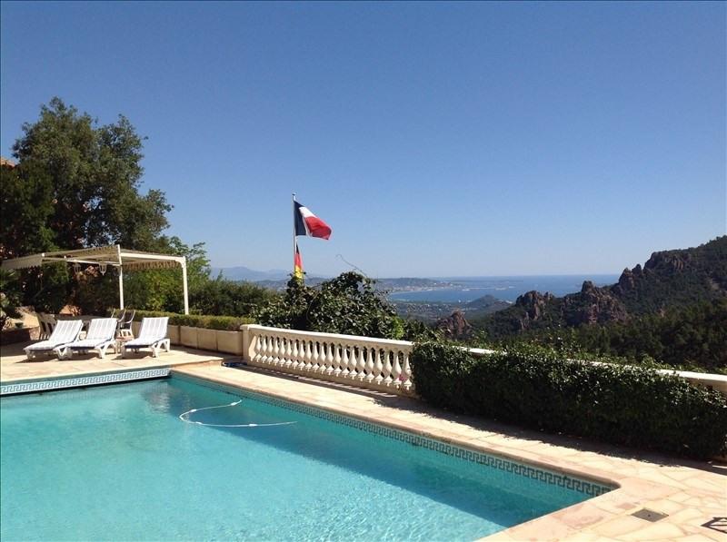 Immobile residenziali di prestigio casa Les adrets de l esterel 1248000€ - Fotografia 3