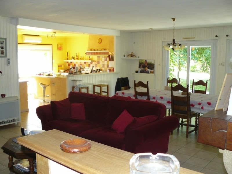 Vente maison / villa Mont st sulpice 212000€ - Photo 1