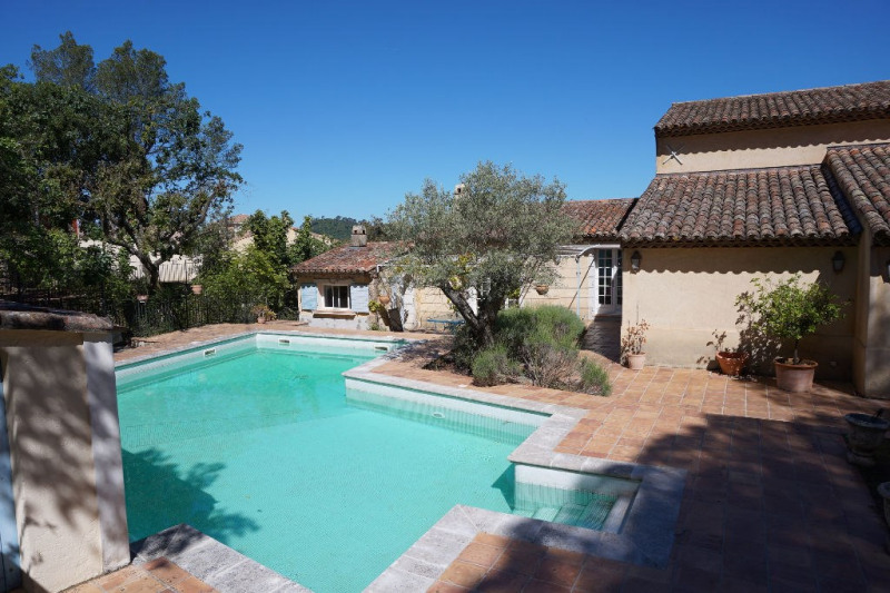 Sale house / villa Vidauban 435000€ - Picture 1