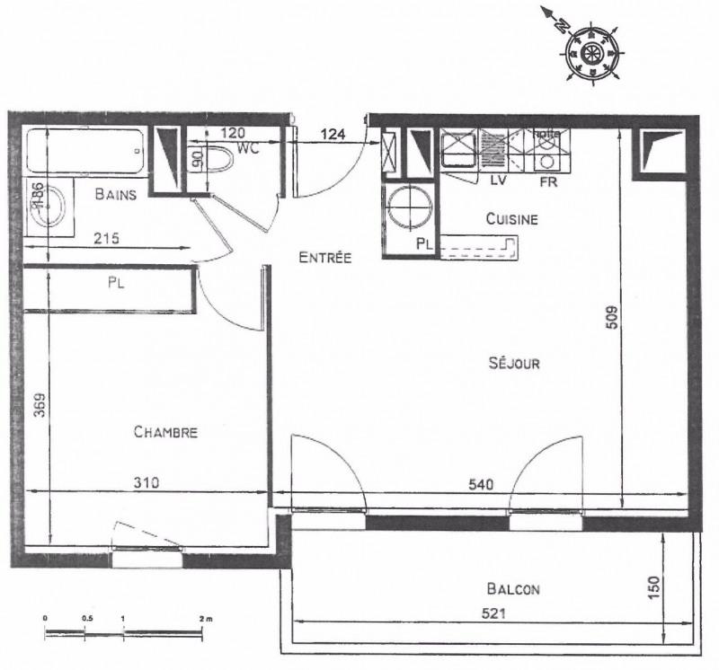 Sale apartment Perigueux 85500€ - Picture 2