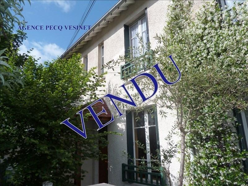 Vente maison / villa Le pecq 380000€ - Photo 1
