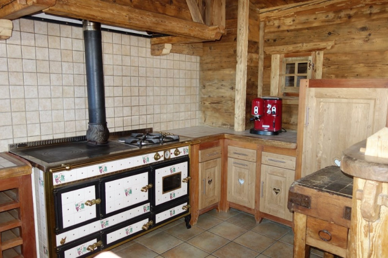 Vente de prestige appartement Chamonix mont blanc 1 200 000€ - Photo 2