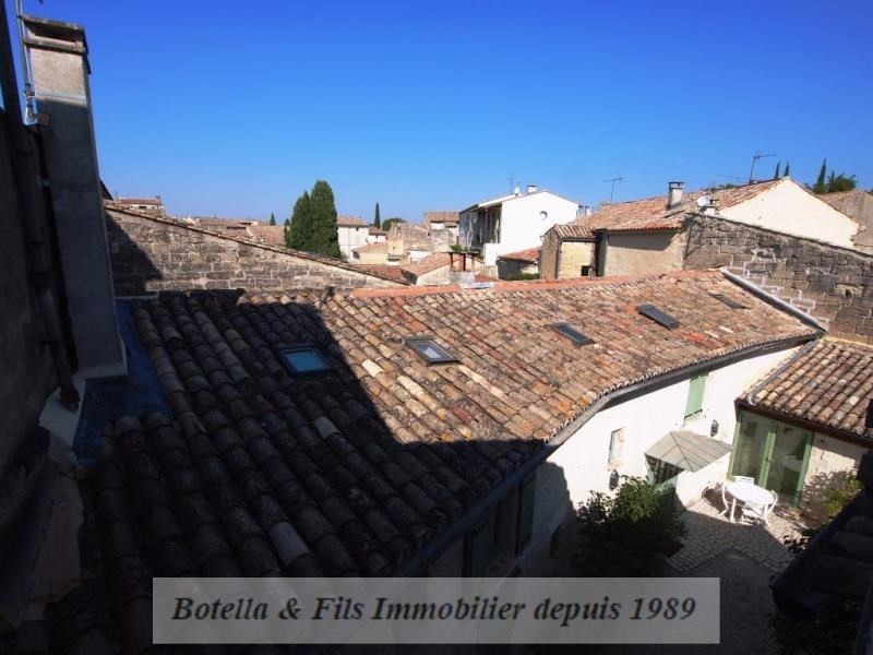 Sale apartment Uzes 262 000€ - Picture 1