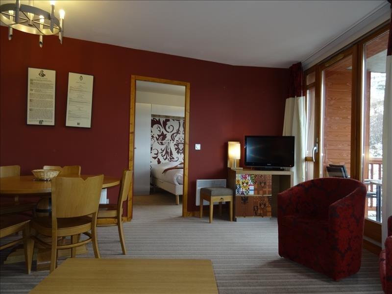 Vente de prestige appartement Les arcs 416000€ - Photo 1