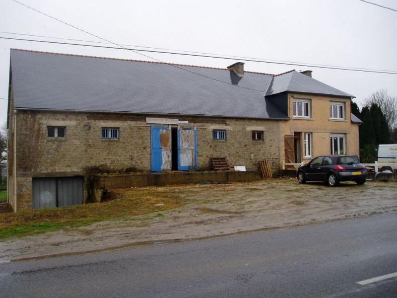 Location local commercial Saint gerand 300€ HC - Photo 1