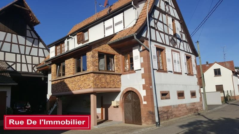 Sale house / villa Mietesheim 239 000€ - Picture 2