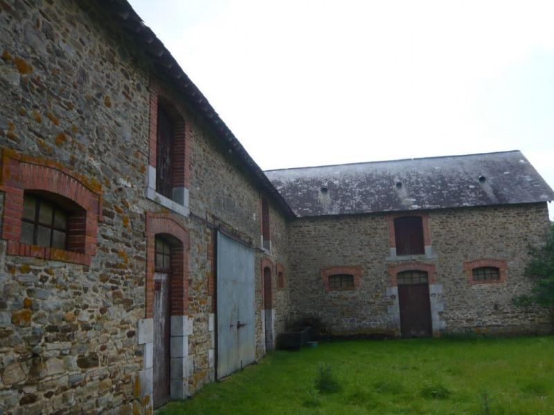 Vente maison / villa Meslay du maine 117800€ - Photo 4