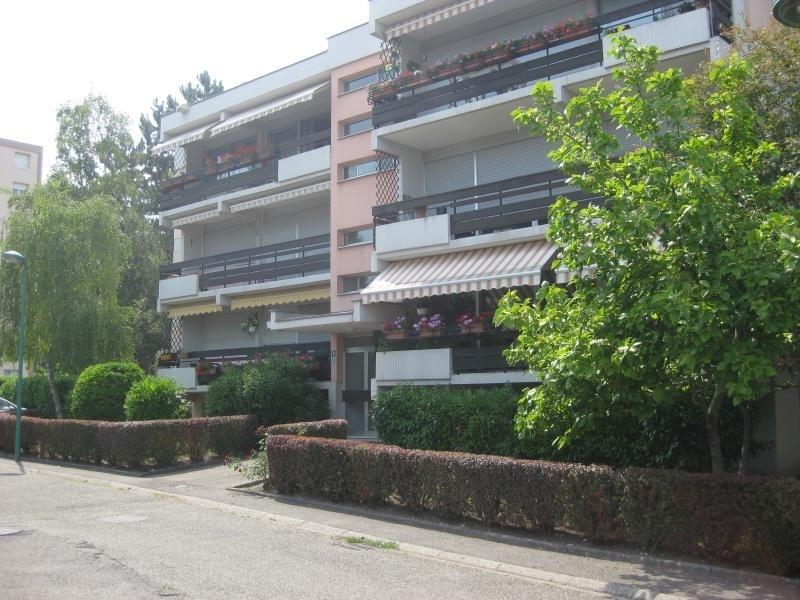 Rental apartment Hoenheim 1100€ CC - Picture 1