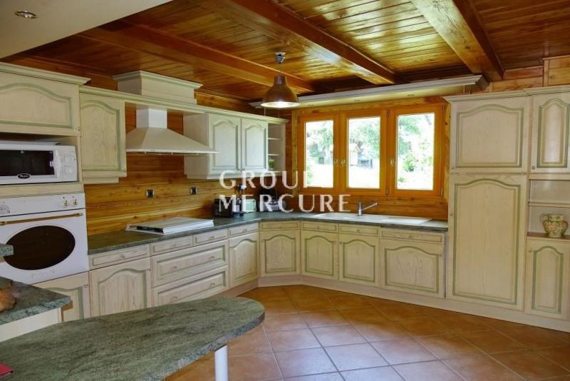 Deluxe sale house / villa Essert romand 840000€ - Picture 4